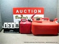 1448 Alpha ALMS Construction Online Auction, June 29, 2021