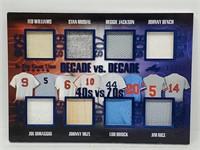 $1 Start HUGE Sports Card & Memorabilia Auction Thurs. 7/8
