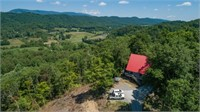 94 + Acres & Log Cabin in Clinton, TN