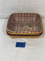 6/25 to 7/11 Longaberger Collectibles Online Auction