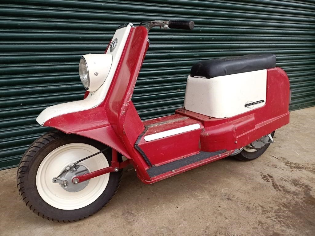 Bulli Antique Motorcycle Auction - 31st October 2021