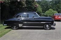 1951 Chevrolet Styleliner  4 Door, 2 Owner Survivor