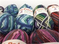x12 Patons Kroy Socks Yarn