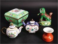 Antique Shop Downsizing Online Auction
