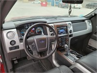 2013 Ford F150 Lariat