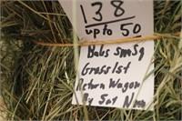 Hay, Bedding, Firewood #26 (6/30/2021)