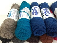 x19 Brown Sheep Co. Lamb's Pride Bulky Yarn