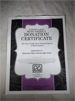 WVLHS Benefit Online Auction