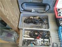 Large Quantity of Tools, Automotive Equipment & More-ESTATE