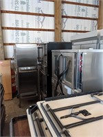 (3) Double Stack Convection Ovens