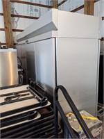Commercial 4 door Stainless Steel Cooler