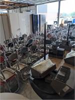 Metal Utility Storage Cabinets