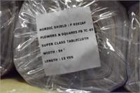 "2 Million Pounds of Bulk 'ROLLED"" Vinyl & Table cloths."