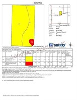 20 Acres+/- Mostly Tillable