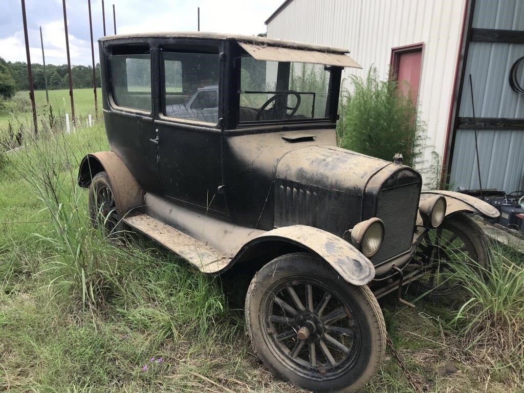 !!MODEL T 1925 !! WAS RUNNING 5 YEARS AGO