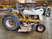 International Tractor, Riding Mower, 18' Trailer, & More