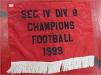 Sec IV Div 8 Champions Football 1999