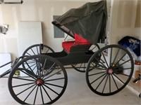 antique doctors buggy, cadillac rv & boats
