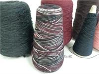 x7 Cones of Yarn