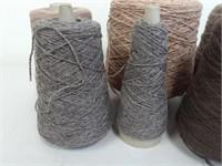 x8 Cones of Yarn