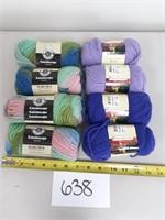 x8 Yarn - Loops & Threads and Debbie Macomber