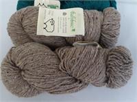 x5 Patons Ballybrae 100% Pure Wool Yarn