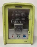+Vintage Allentown PA Emergency Call Box