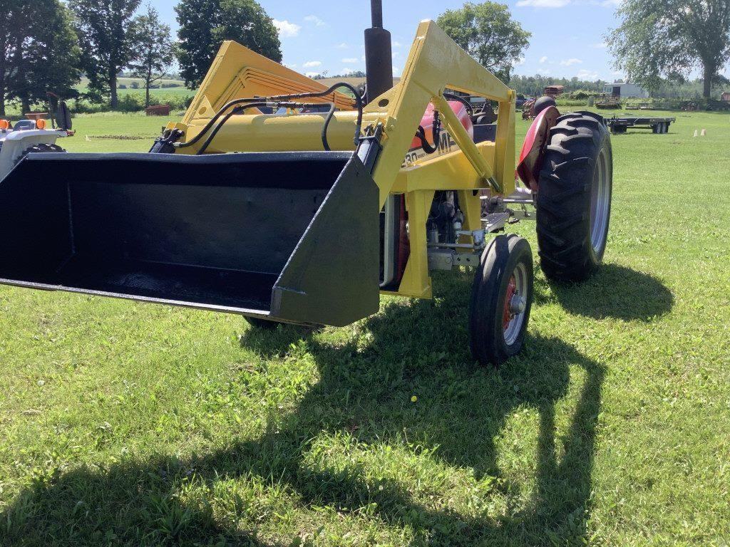 230 Massey Ferguson Tractor and loader