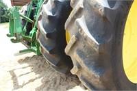 2014 John Deere 8295R Cab Tractor