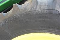 2013 John Deere 6170R MFWD Cab Tractor