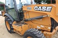 2012 Case 580 Super N 4x4 Backhoe Loader