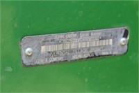 2014 John Deere 2623VT 26.5' Pull Type Vertical Ti