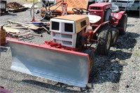Compact 7 With Snow Plow