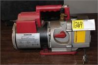 Robinair Vacu Master Pump