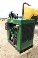 John Deere 4D80 Diesel Power Unit