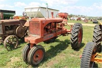 1937 AC WC Tractor #44008