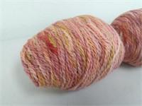 """x2 """"Cornucopia"""" Alpaca / Wool Hand Dyed yarn"""