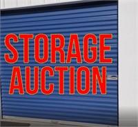 STORAGE AUCTION - HOLLISTER