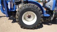 2017 New Holland Workmaster 35 4x4 Diesel Tractor