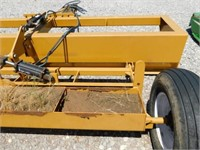 Garfield Mfg. model GDST12, 12ft land leveler,