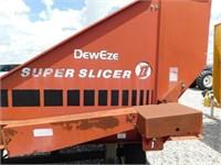 Dew Eze Super Slicer II, hay processor,