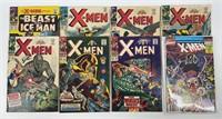 (8) Marvel Comics: X-Men