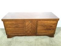 Lane Mid Century Cedar / Blanket Box