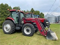 Unreserved Farm Equipment Auction For Peter Van der Burg