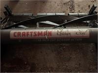 """Craftsman Quiet Cut 18"""" mower"""