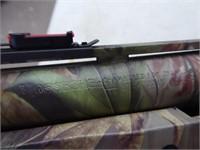 "Mossberg 500 c - 20 ga. pump - camo - 3"" - w/ x-f"