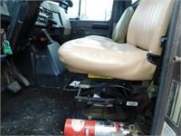 1991 International day cab truck,