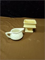 McCoy Pottery & Coin Collection from 2 estates.