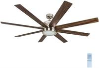 """Honeywell Xerxes Ceiling Fan, 62"""""""