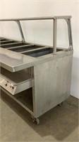 Thurmaduke S-6-SB Waterless Food Warmer